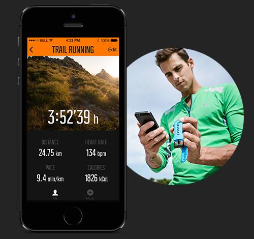 Suunto Movescount App - Redes Sociales