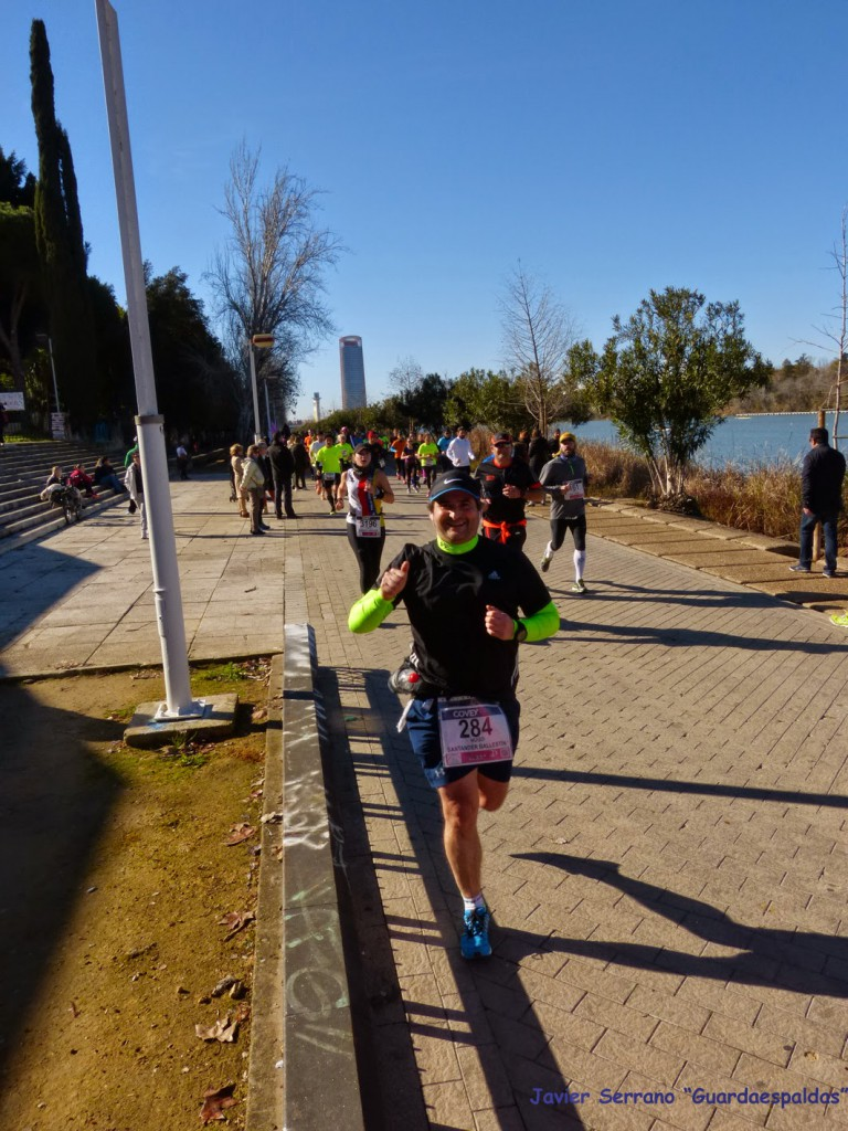 Paseo del río Guadalquivir