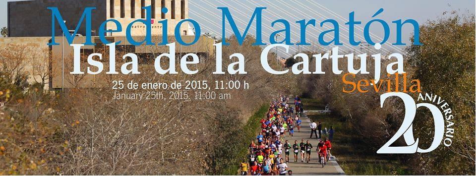 XX Media Maratón Isla de la Cartuja