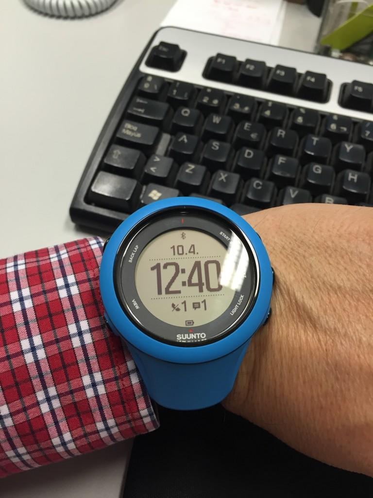 Notificaciones en el reloj