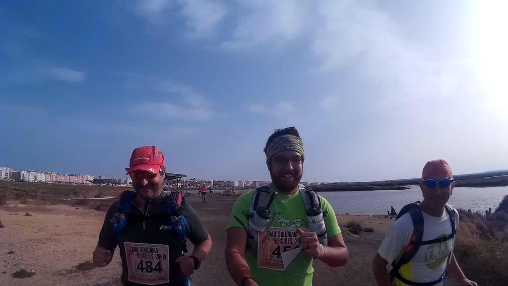 III Trail Hércules - @harrier388 y @Fozem