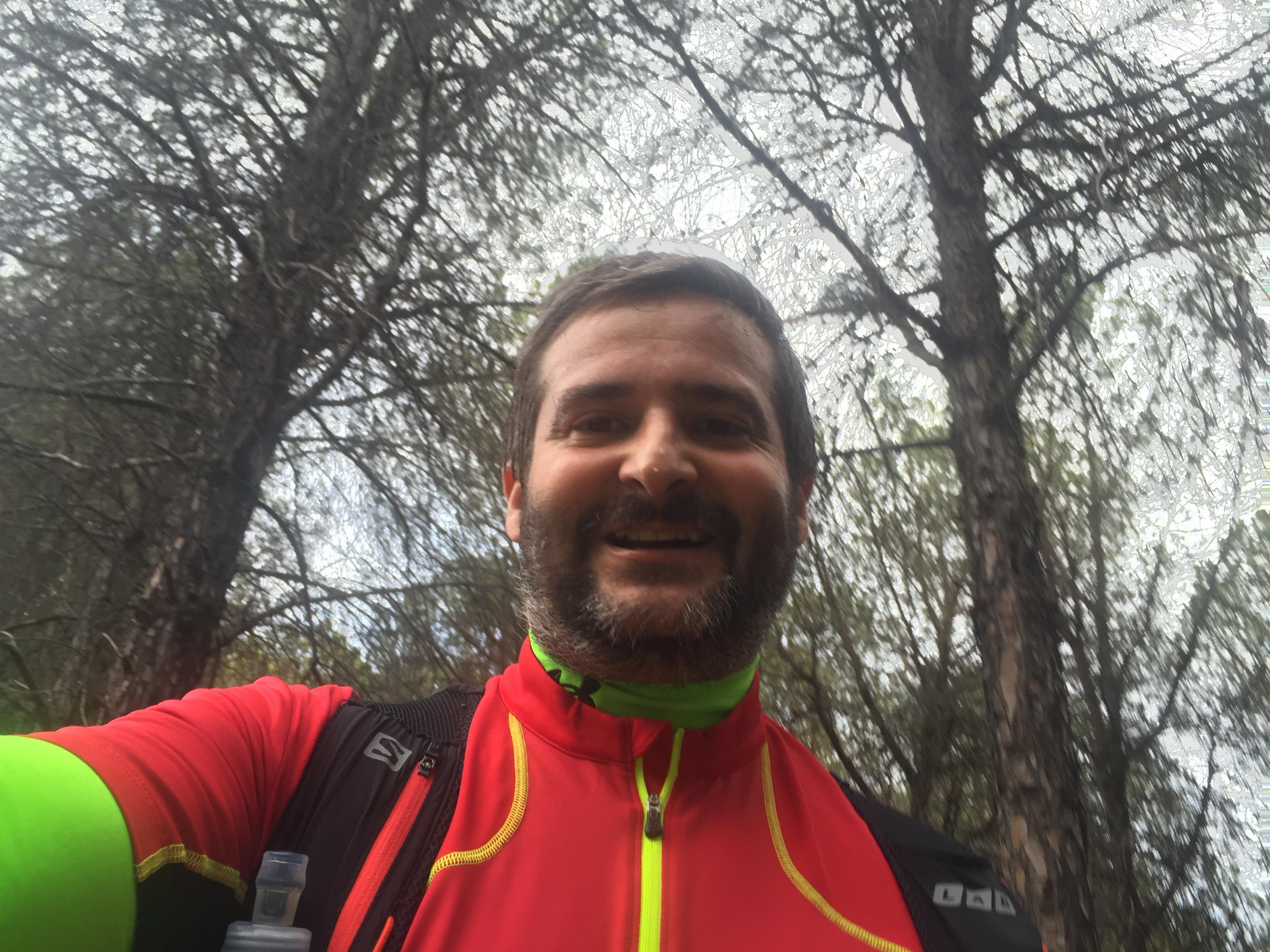 En los pinares de La Puebla del Río