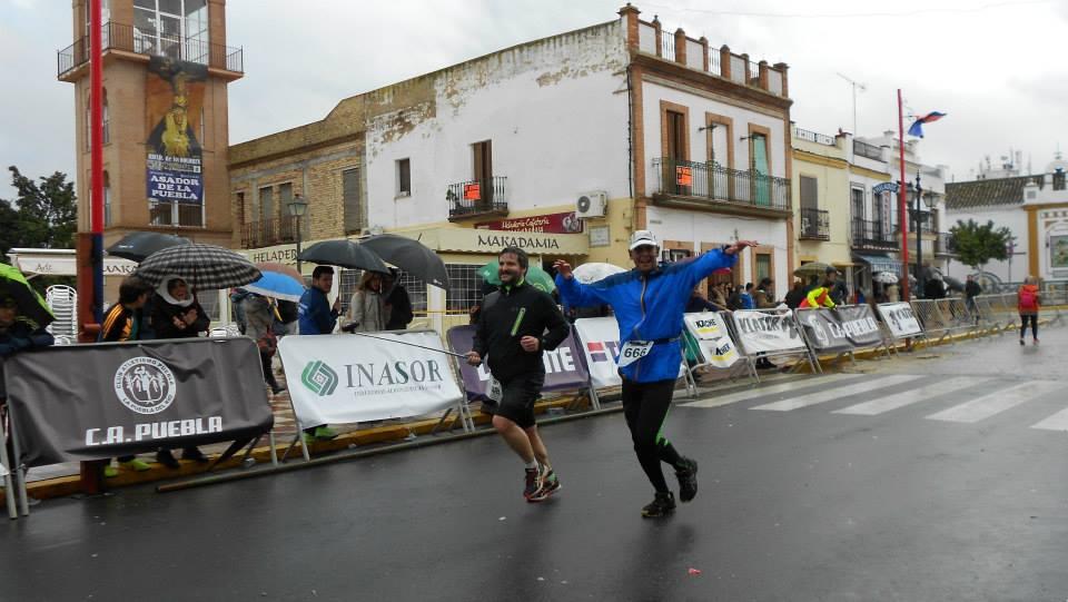Media Maratón Cross La Puebla del Río con Javier Balbuena