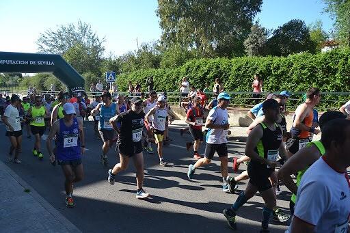 Salida de la carrera (Foto: Aurelia Rebolla)