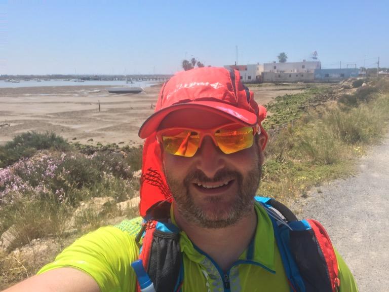 Ultimos 5km por las marismas