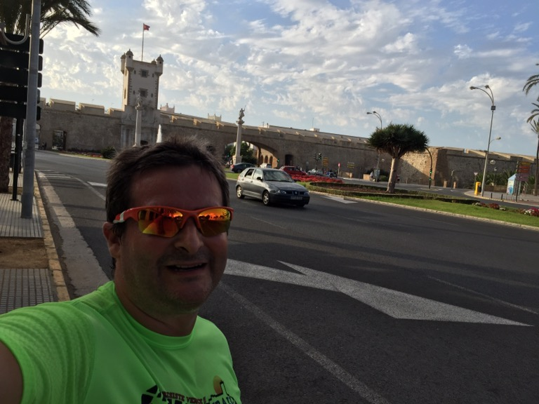 Corriendo por Cádiz