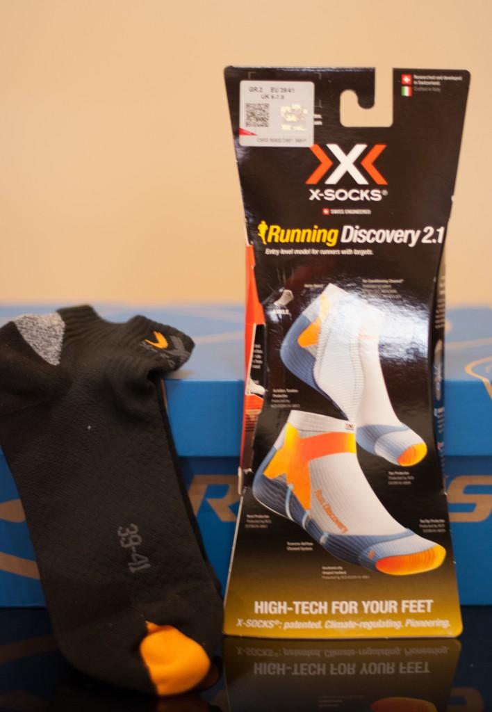 X-Socks Running Discovery 2.1