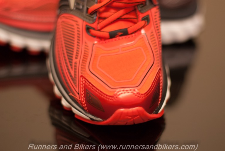 Brooks Glycerin 13 - Detalle upper