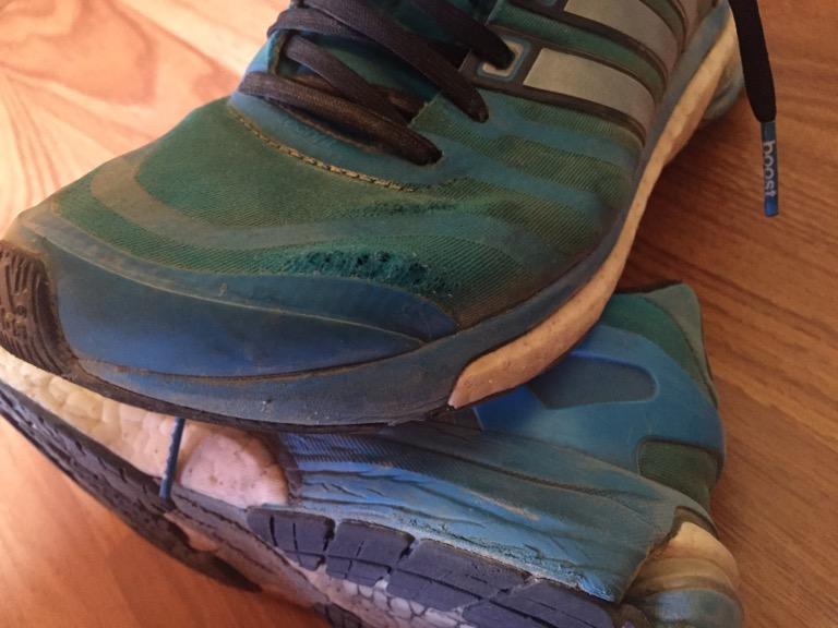 Adidas Adistar Boost tras más de 1000km