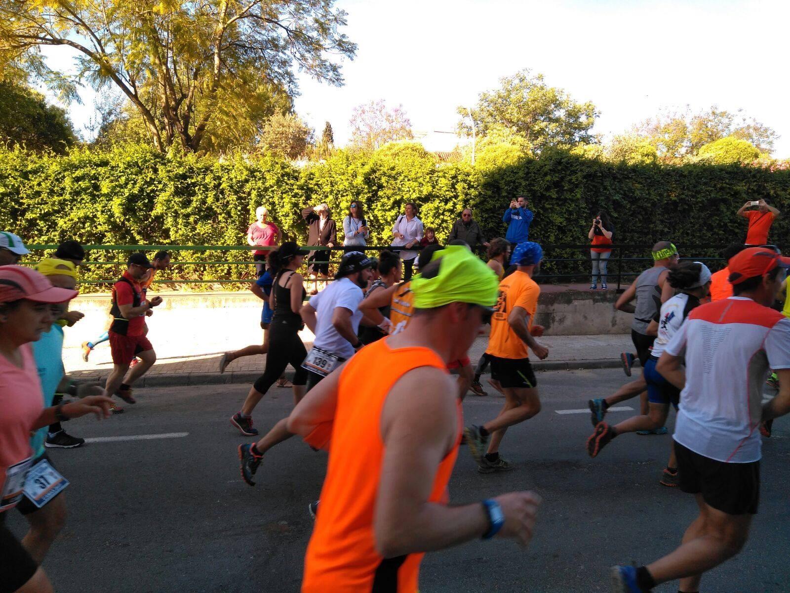 Salida de la carrera (Foto: Organización)